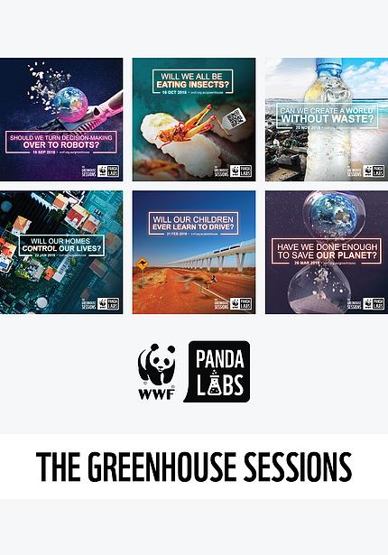 WWF Panda Labs Greenhouse Sessions