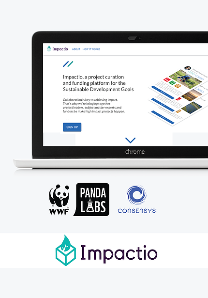 WWF Panda Labs Impactio