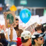 protest  pentru clima
