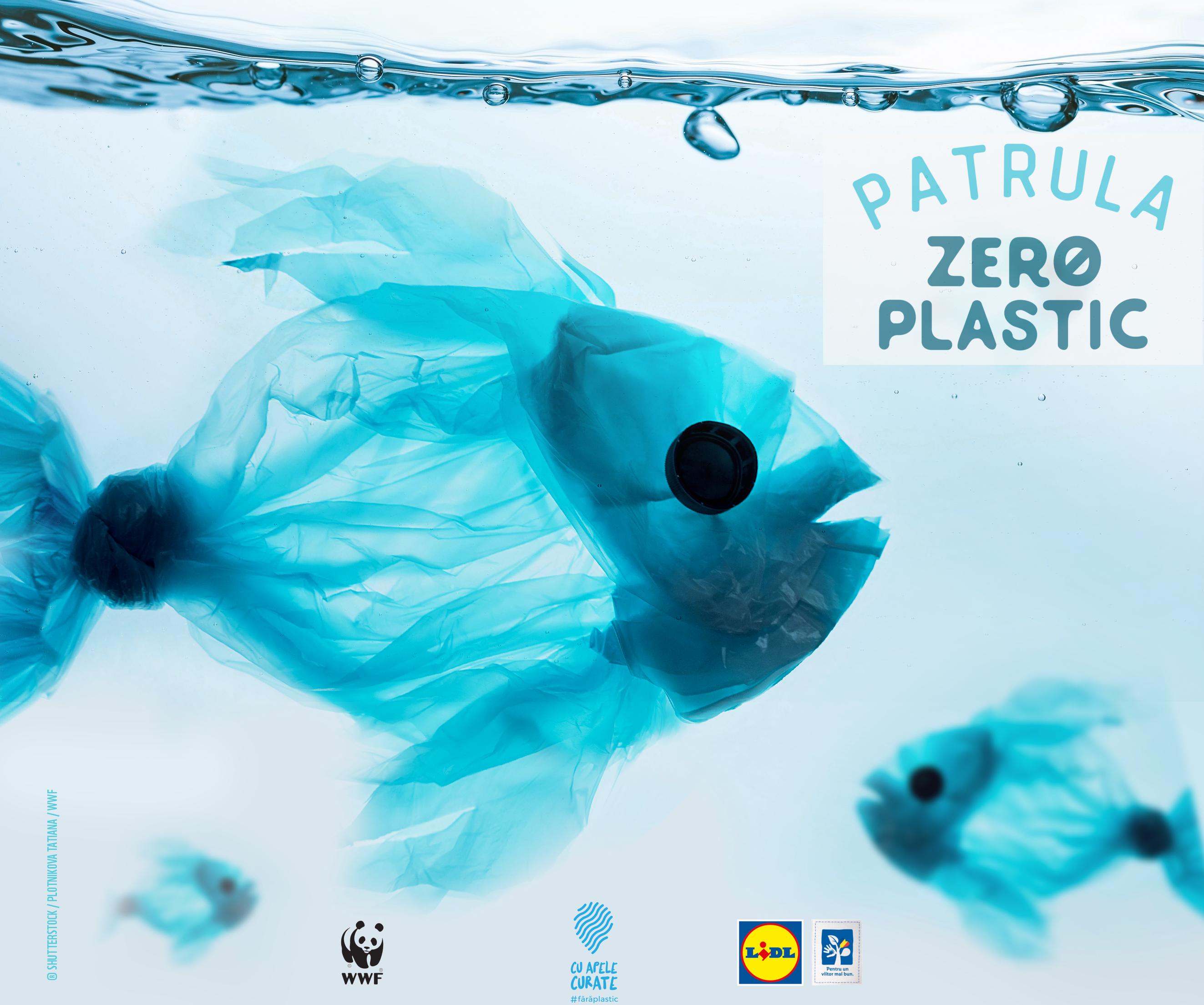 Zero plastic Delta Dunarii